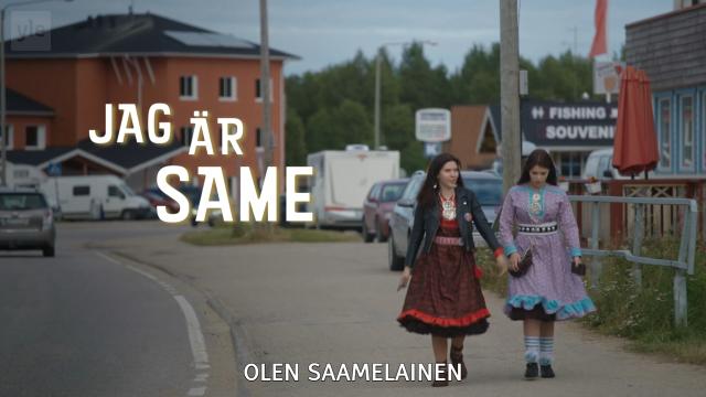 Govva dokumeanttas Jag är same. Govva: Svenska Yle